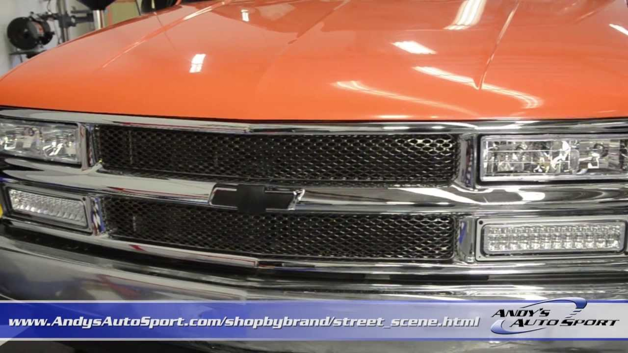 Aftermarket Grilles and Grille Inserts - Presented by Andy ...
