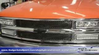 Aftermarket Grilles and Grille Inserts - Presented by Andy