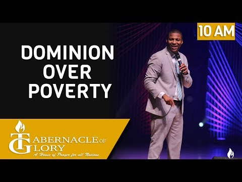 Pastor Gregory Toussaint I Dominion over Poverty | 10 AM
