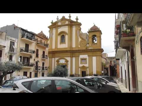 Mother Church Bells in Castellammare del Golfo Sicily