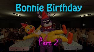 [SFM-FNAF]- Bonnie Birthday (Español)(by Gaming SFM 54)