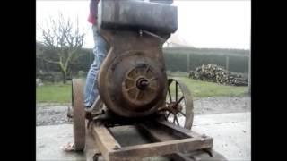 moteur  bernard w12 sauver du tas ferraille pour 20€