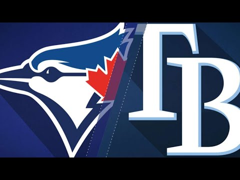 Bauers, Wendle club 2 RBIs each in Rays win: 9/30/18