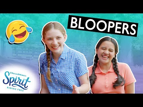 That's The Spirit Bloopers and Outtakes!