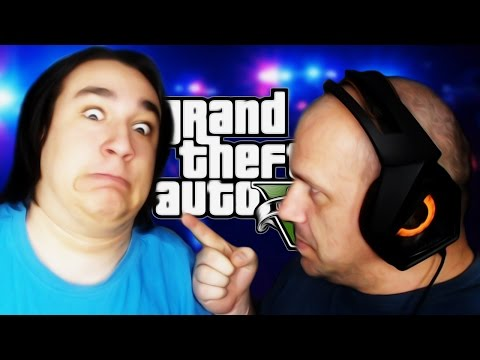KRADEMO PARE OD MURIJE ! Grand Theft Auto V - Missions W/ CALE #1
