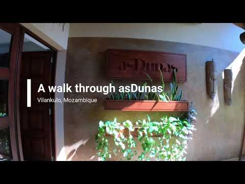 Vlog 16: A walk through asDunas, Vilanculos