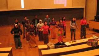 Indonesian Folk Song Medley Group 2