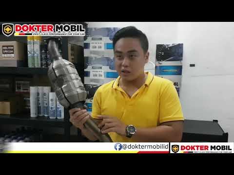 TAHUKAH ANDA ?? FUNGSI Catalytic Converters - Info Dokter Mobil