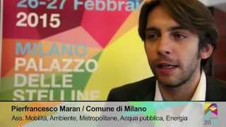 #BEYOND2015 / think tank: 01 Pierfrancesco Maran