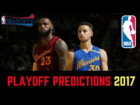 NBA Playoff Predictions 2017 | Full Playoff Preview