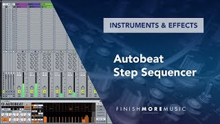 Ableton Autobeat Melodic Step  Sequencer Review