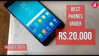 Best Smartphones Under Rs.20,000 (August 2017)  | Digit.in