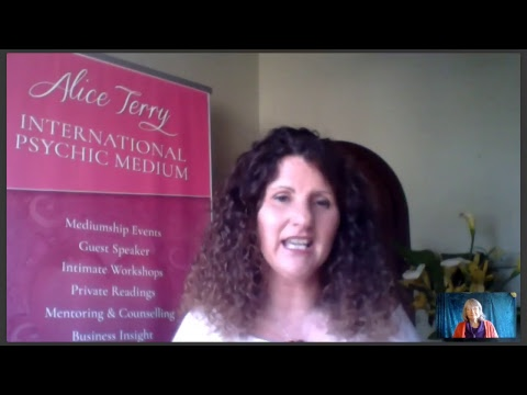 Introducing Alice Terry, International Psychic Medium