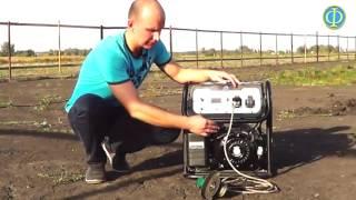 Генератор бензиновый с электростартером Vulkan SC4000E(, 2016-03-31T09:36:40.000Z)