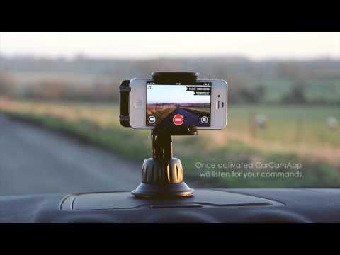 CarCamApp - IPhone Car Dash Cam - Out Now!