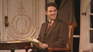 Act One: Playing Moss Hart