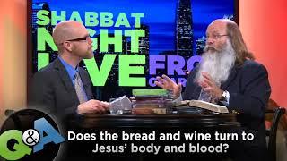 El pan y el vino ¿se transforman en el cuerpo y la sangre de Yeshúa?