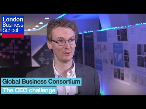 Bupa's CEO Challenge - Global Business Consortium | London Business School