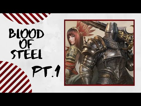 First Impressions | HISTORICAL CHARACTERS BATTLE! | Let's Play BLOOD OF STEEL Gameplay PC