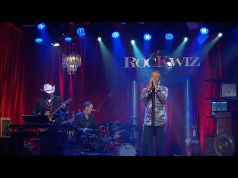 "Steve Kilbey - performs ""The Unguarded Moment"" on Rockwiz July 27,2013 Australian Television"