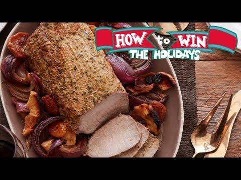 Holiday Pork Roast | Food Network