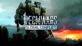 Techwars Global Conflict - обзор/трейлер игры