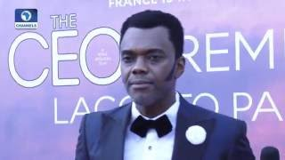 Download Video Kunle Afolayan's Movie 'The CEO' In-Flight Movie Premiere MP3 3GP MP4
