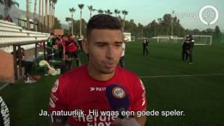 NEC-aanwinst: Ik ben Jordan Larsson en hij is Henrik Larsson