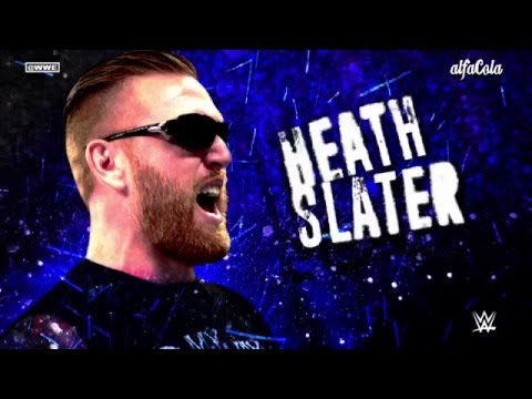 "WWE: Heath Slater - ""More Than One Man"" - Theme Song 2016"