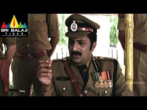 Vikramarkudu Movie Ravi Teja Dialogue Scene | Ravi Teja, Anushka, Ajay | Sri Balaji Video