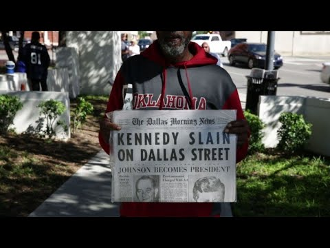 Dallas: following the trail of Kennedy's assassination