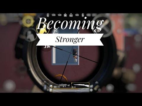 Becoming Stronger | PUBG MOBILE | Rush Montage | Skull Zanix |