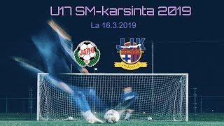 U17 SM-k: FF Jaro -  JJK 1 - 2 (0-0) 1. puoliaika
