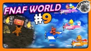 FNaF World (Мир ФНАФ) Прохождение #9 ✅ ИЗУЧАЕМ МИР ДАЛЬШЕ!