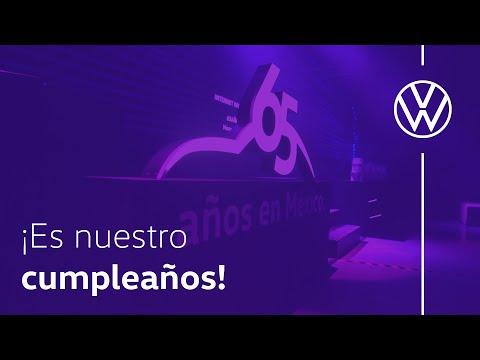 Volkswagen: Celebramos 65 Años En México | Volkswagen