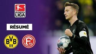 Bundesliga : Le Borussia cartonne Düsseldorf et se replace
