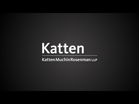 Katten Animated Holiday Corporate Logo