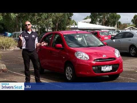 2011 Nissan Micra ST Drivers Seat Car Review | NRMA