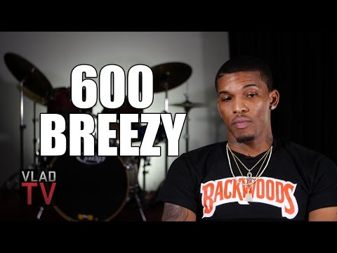 600 Breezy on Seeing Tay600's Statement Implicating Rondo for Murder