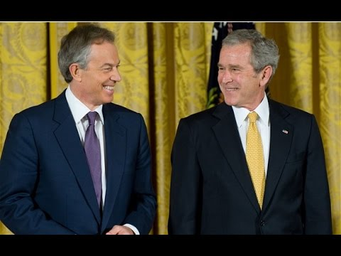 The Global Quickie: New Evidence of Bush & Blair's WMD Lies
