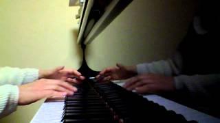 ジブリ、ピアノソロ.