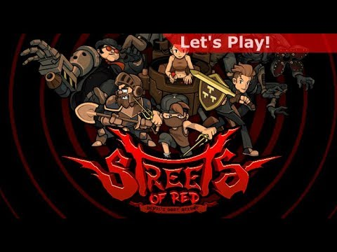 Let's Play: Streets of Red - Devil's Dare Deluxe