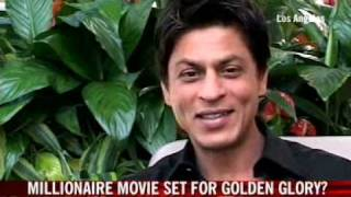Shahrukh Khan at the Golden Globe Awards