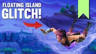 'NEW' FLOATING ISLAND GLITCH! FORTNITE FUNNY ÉCHOUE ET LES MEILLEURS MOMENTS #083 (MOMENTS QUOTIDIENS)