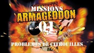 [FR] Worms Armageddon - M01 : Problème de Citrouille