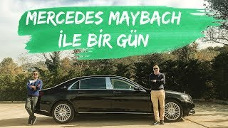 A day with most luxury Mercedes Maybach