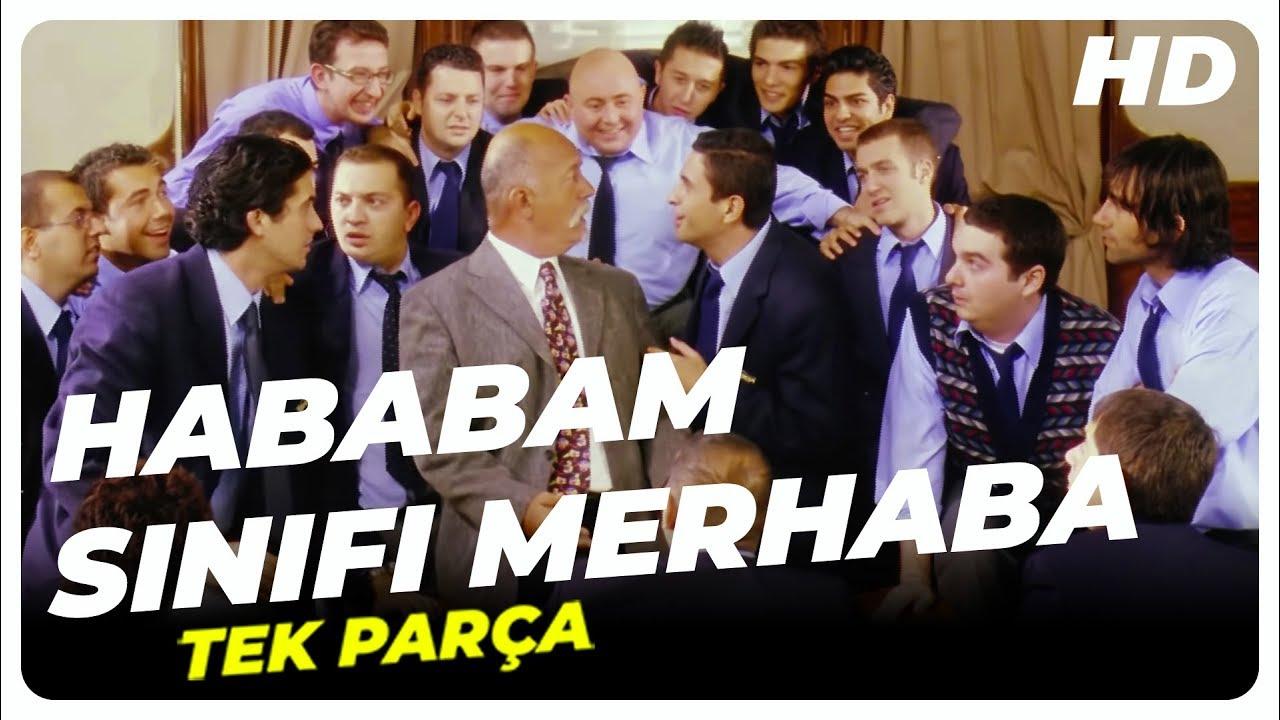 Hababam Sınıfı Merhaba | Şafak Sezer Türk Komedi Filmi Tek Parça (HD)