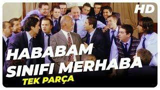 Hababam Sınıfı Merhaba  Şafak Sezer Türk Komedi Filmi Tek Parça (HD)