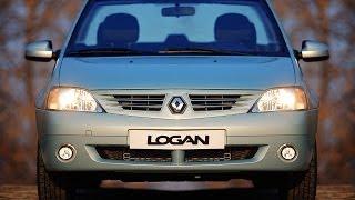 Renault Logan I 2004 седан