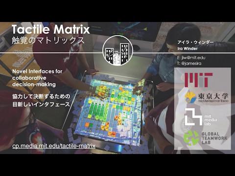 Ira Winder, MIT Media Lab, Big Data Analytics Tokyo 2017